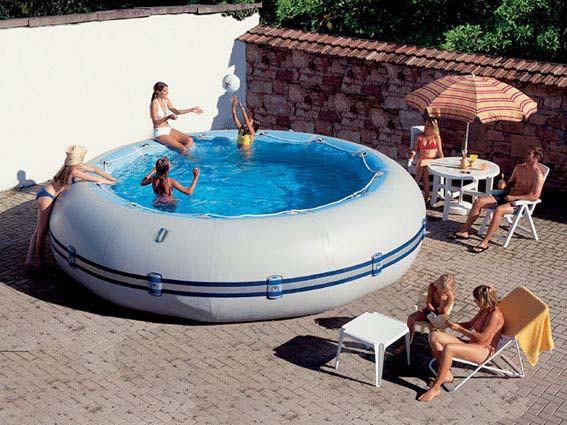 piscine tubulaire haut de gamme